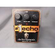 Electro-Harmonix XO #1 Echo Digital Delay Effect Pedal