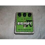 Electro-Harmonix XO Bass Big Muff Distortion Bass Effect Pedal
