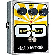Electro-Harmonix XO Germanium OD Overdrive Guitar Effects Pedal