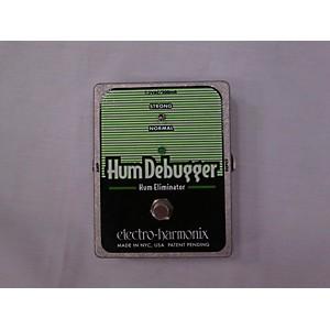 Pre-owned Electro-Harmonix XO Hum Debugger Hum Eliminator Effect Pedal