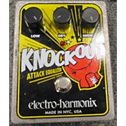 Electro-Harmonix XO Knockout Attack Equalizer Pedal