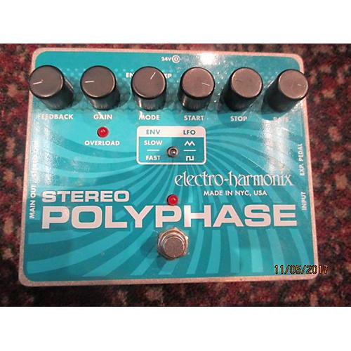 Electro-Harmonix XO Stereo Polyphase Effect Pedal