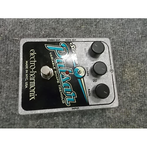 Electro-Harmonix XO Stereo Pulsar Tremolo Effect Pedal