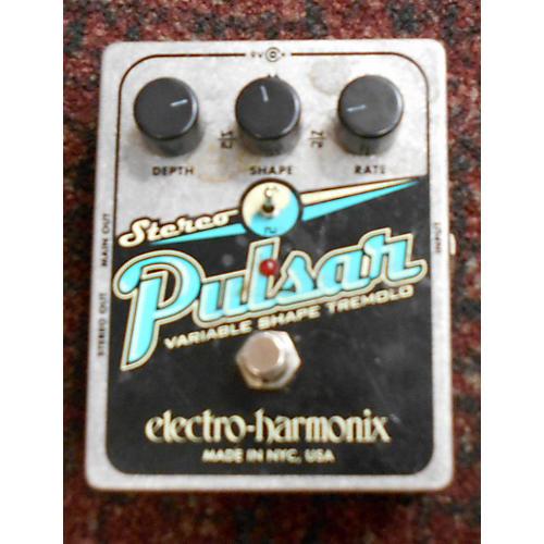 Electro-Harmonix XO Stereo Pulsar Tremolo Effect Pedal-thumbnail
