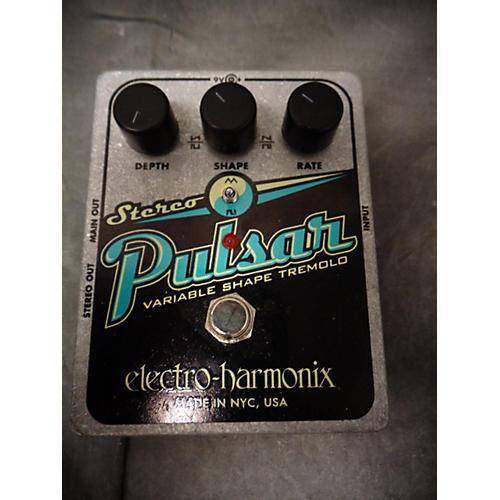 used electro harmonix xo stereo pulsar tremolo effect pedal guitar center. Black Bedroom Furniture Sets. Home Design Ideas