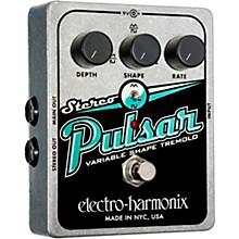 Electro-Harmonix XO Stereo Pulsar Tremolo Guitar Effects Pedal Level 1
