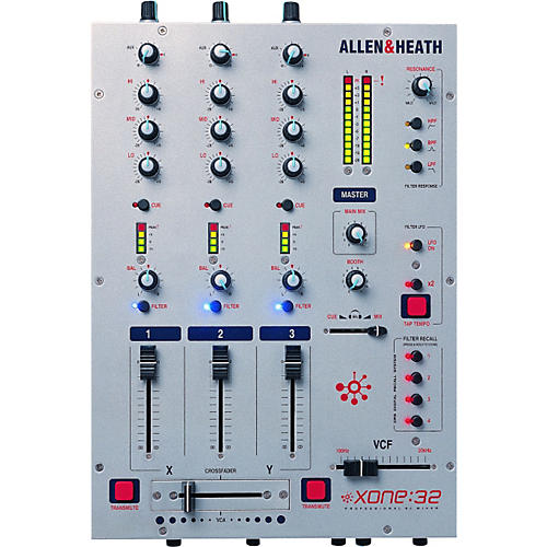 Allen & Heath XONE 32 PERFORMANCE DJ MIXER