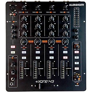 Allen and Heath XONE:43 DJ Mixer