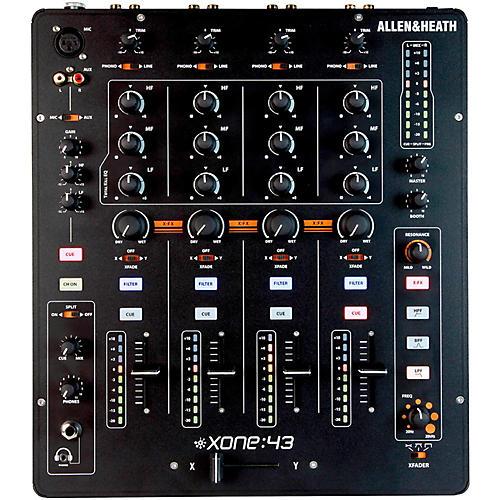 Allen & Heath XONE:43 DJ Mixer-thumbnail