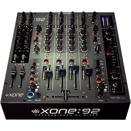 Allen & Heath XONE:92 6-Channel DJ Mixer