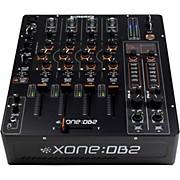 XONE:DB2 4-Channel Digital DJ Mixer with Effects