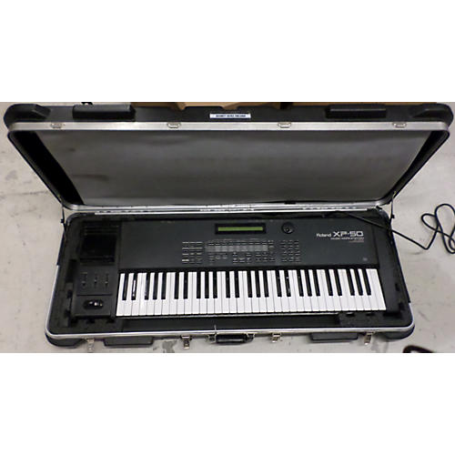 Roland XP-50 Keyboard Workstation-thumbnail