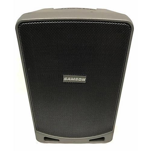 Samson XP106W Powered Speaker-thumbnail