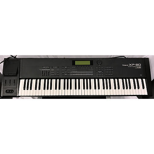 Roland XP80 Keyboard Workstation-thumbnail