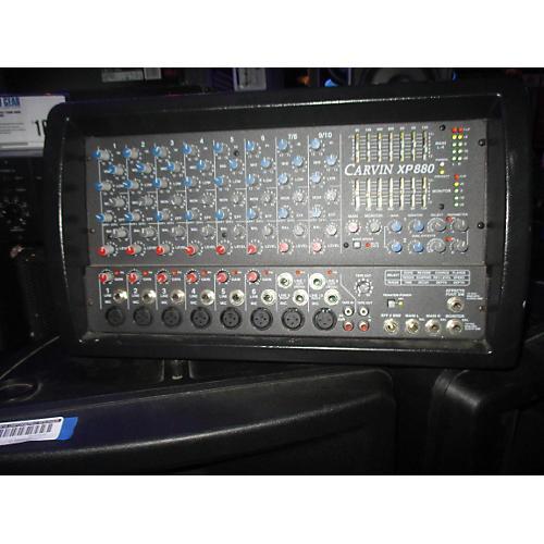 Carvin XP880 Powered Mixer