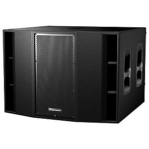 Pioneer XPRS215S Dual 15 inch Subwoofer by Pioneer