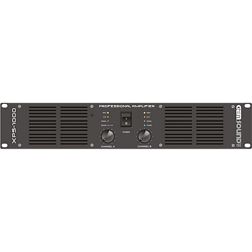 Gem Sound XPS 1000 Power Amplifier