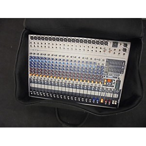 Pre-owned Peavey XR 1220 Powered Mixer by Peavey