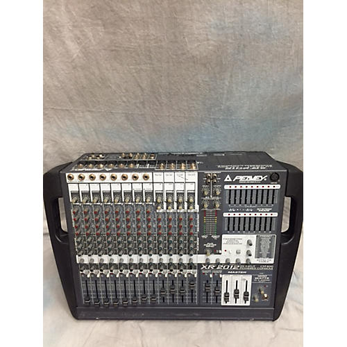 Peavey XR 2012 Powered Mixer