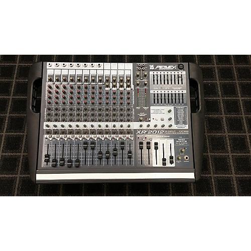 Peavey XR 2012 Unpowered Mixer-thumbnail