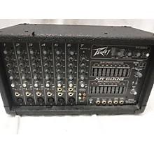 Peavey XR 600G Powered Mixer