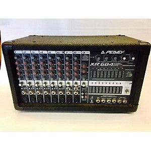 Pre-owned Peavey XR 684 Powered Mixer by Peavey