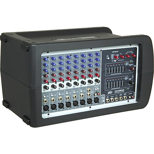 Peavey XR 8600 Powered Mixer-thumbnail