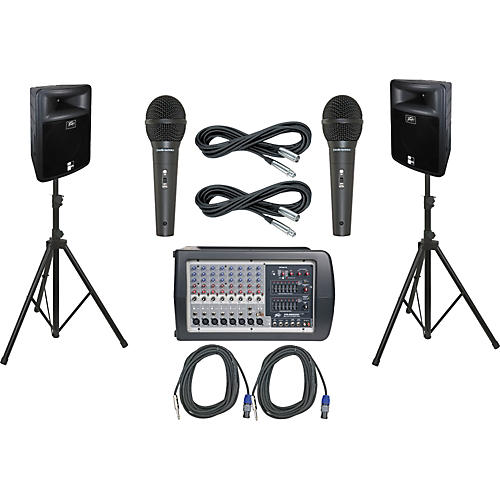 Peavey XR 8600D / PR 15 PA Package