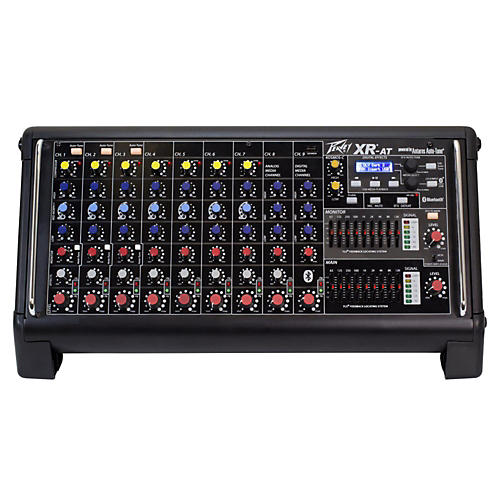 Peavey XR-AT Powered Mixer with Autotune-thumbnail
