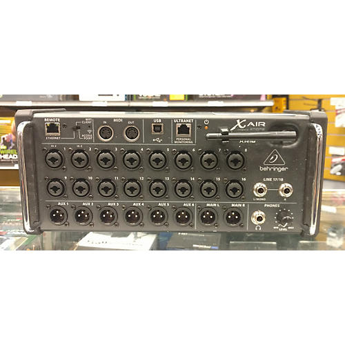 Behringer XR18 AIR Digital Mixer