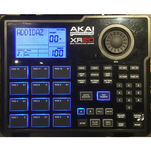 Akai Professional XR20 Beat Production Center