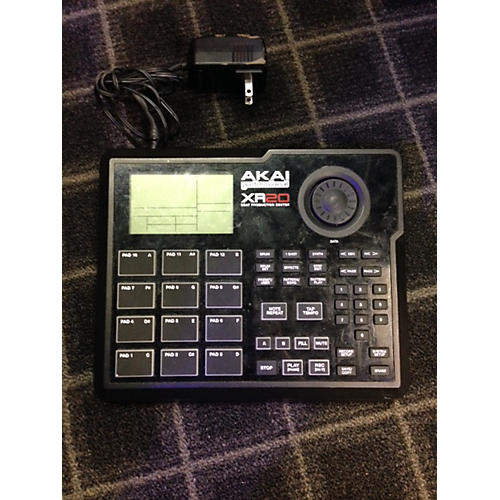 Akai Professional XR20 Beat Production Center-thumbnail
