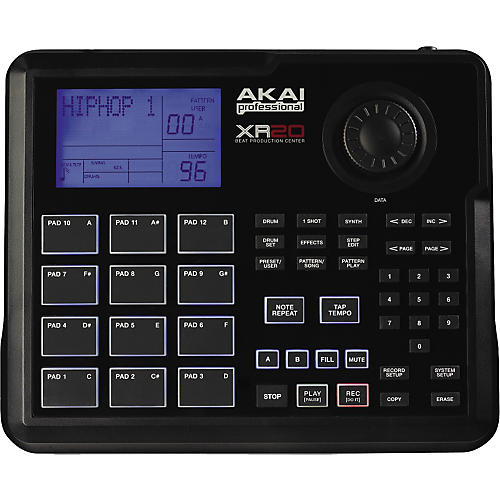 Akai Professional XR20 Beat Production Station-thumbnail