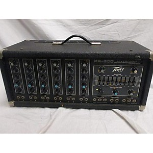 Pre-owned Peavey XR600 Powered Mixer by Peavey
