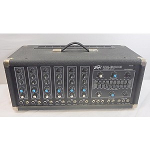 Pre-owned Peavey XR600B POWERED MIXER Power Amp by Peavey