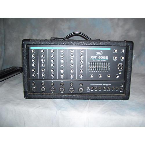 Peavey XR600E Powered Mixer-thumbnail