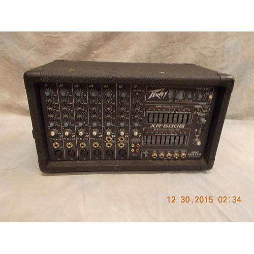Peavey XR600g Powered Mixer-thumbnail