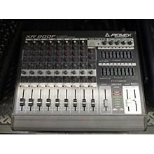 Peavey XR800F Powered Mixer