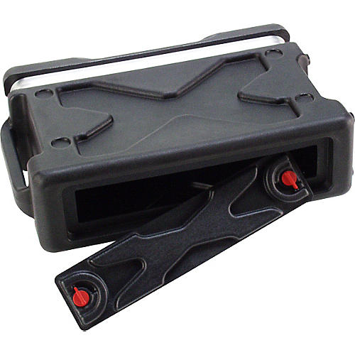 SKB XRACK2 2U Roto-Molded X-Rack Case