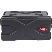 SKB XRACK4 Roto-Molded 4U X-Rack Case
