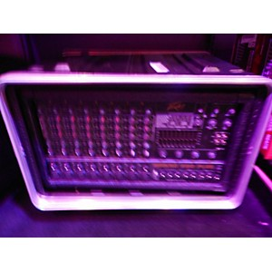 Pre-owned Peavey XRD600 Plus Powered Mixer by Peavey