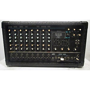 Pre-owned Peavey XRD680 Powered Mixer by Peavey