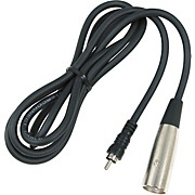 Hosa XRM 105 5' RCA-XLR Male Cable