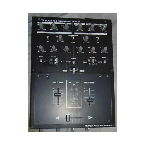 Tascam XS 8 DJ Mixer-thumbnail