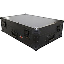 ProX XS-DDJSXWLT ATA Style Flight Road Case with Sliding Laptop Shelf and Wheels for Pioneer DDJ-SX, DDJ-SX2 and DDJ-RX DJ Mixers