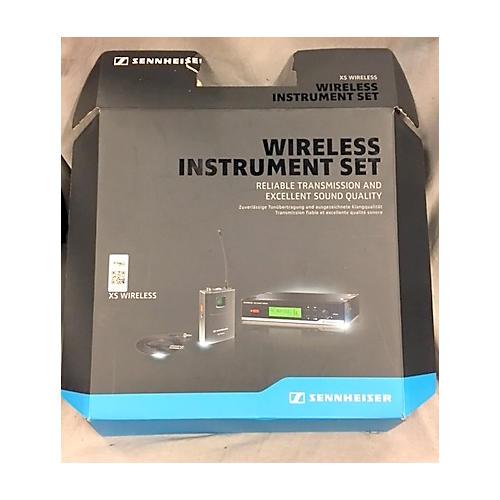 Sennheiser XS Wireless Instrument Set Instrument Wireless System