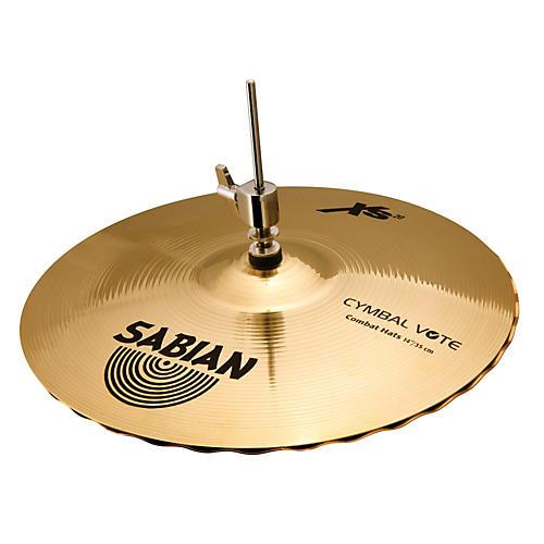 Sabian XS20/B8 Pro Combat Hi-Hats-thumbnail