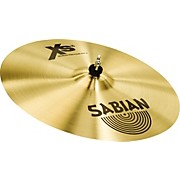 XS20 Medium Thin Crash Cymbal, Brilliant 16 in.
