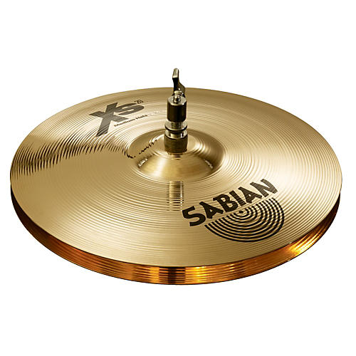 Sabian XS20 X-CELERATOR Hi-hat Pair 14 in. Brilliant