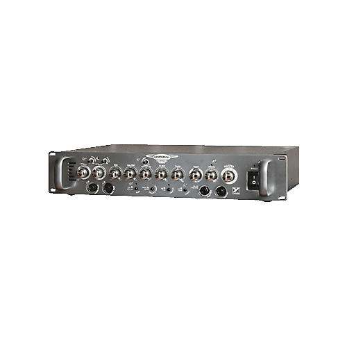 Yorkville XS400H 400W Bass Head with Tube Preamp